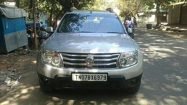 Renault Duster 110 PS RXL 2014