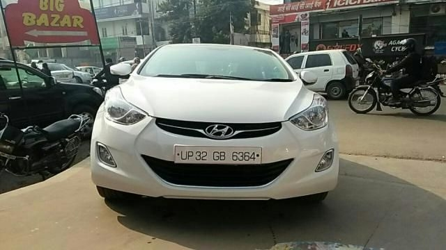 5 Used Hyundai Elantra In Lucknow Second Hand Elantra Cars For Sale
