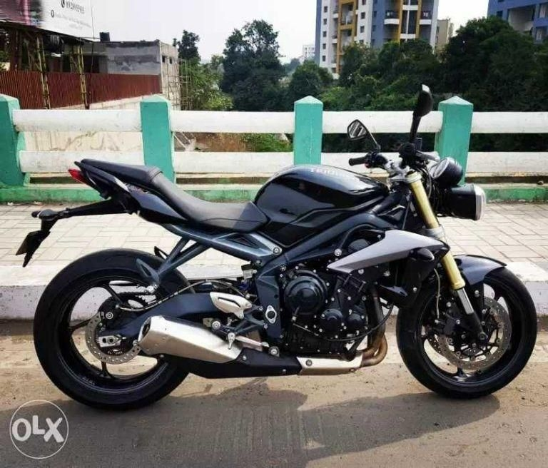 Triumph Street Triple Abs Super Bike For Sale In Bangalore Id