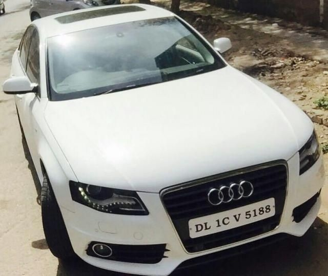 Audi A4 Premium Super Car For Sale In Delhi Id 1415971170 Droom