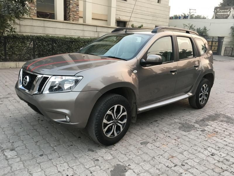 Nissan Terrano XL D PLUS 2016