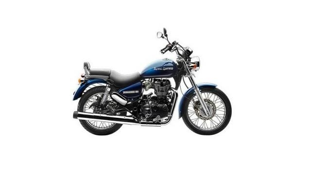 Royal Enfield Thunderbird 350cc 2019