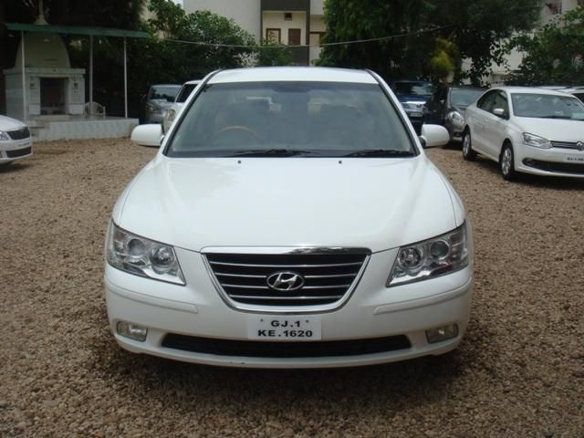 Hyundai Sonata Transform 2.0 CRDi AT 2009