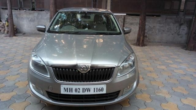 Skoda Rapid Ambition Plus 1.6 TDI CR 2014
