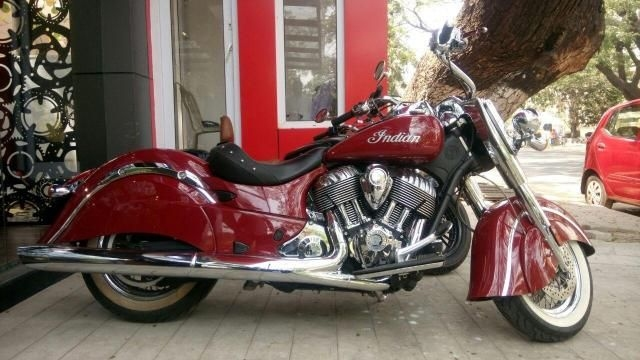 Indian Chief Classic 1800cc 2015