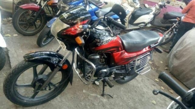 Hero Passion Plus 100cc 2007