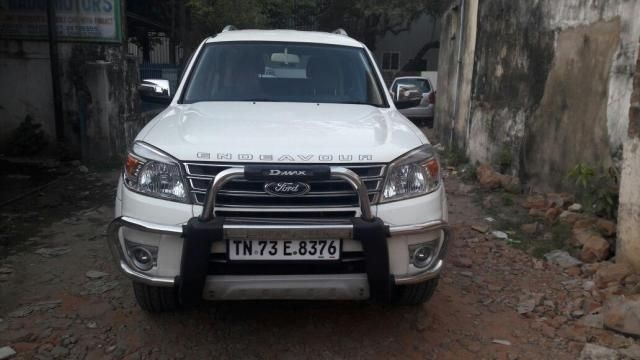 Ford Endeavour 2.5L 4x2 2013