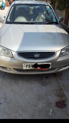 Hyundai Accent Executive 2007