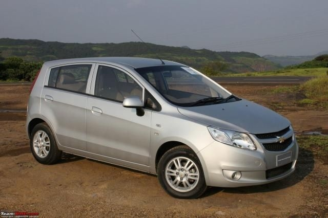 Chevrolet Sail Hatchback 1.2 LS 2015