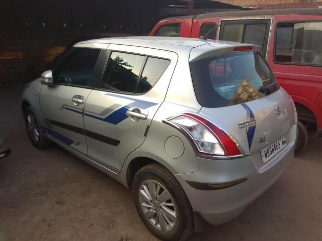 Maruti Suzuki Swift ZXi ABS 2015