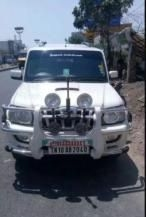 Mahindra Scorpio 2.6 TURBO 7 STR 2010