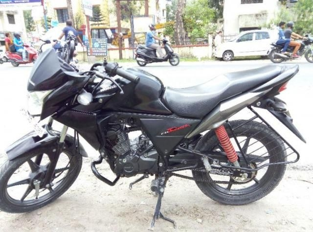 Used 2010 Honda Cb Twister Bike for Sale in Dehradun - (Id ...
