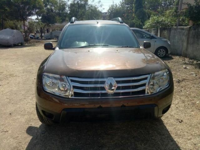 Renault Duster 85 PS Base 4X2 Diesel MT 2014