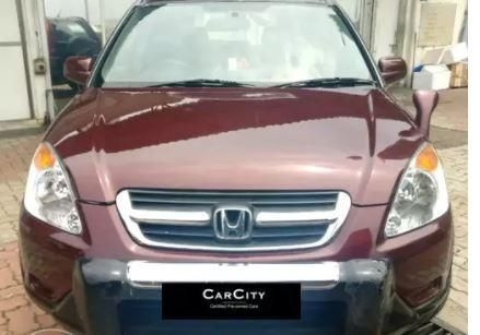 Honda CR-V 2.0L 2WD AT 2003