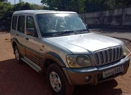 Mahindra Scorpio DX 2.6 TURBO 8 STR 2002