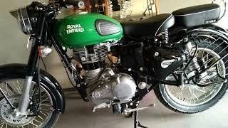 Royal Enfield Classic 350cc-Redditch Edition 2018