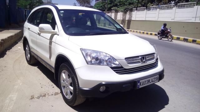 Honda CR-V 2.0L 2WD MT 2007