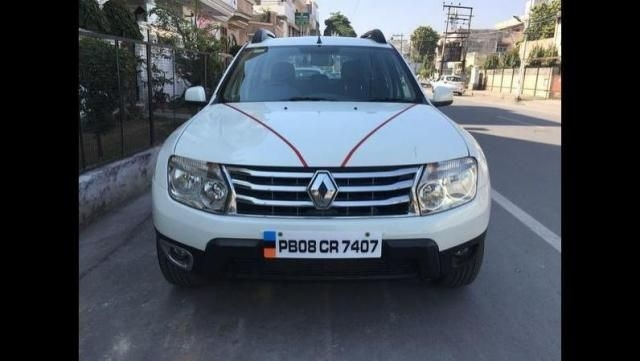 Renault Duster 85PS Diesel RxL Optional with Nav 2014