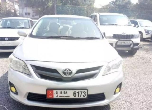 Toyota Corolla Altis 1.8 G AT 2012