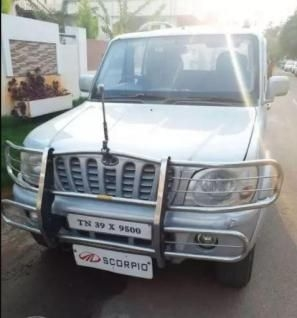Mahindra Scorpio 2.6 TURBO 7 STR 2003