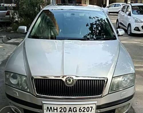 Skoda Laura LK 1.9 PD MT 2007