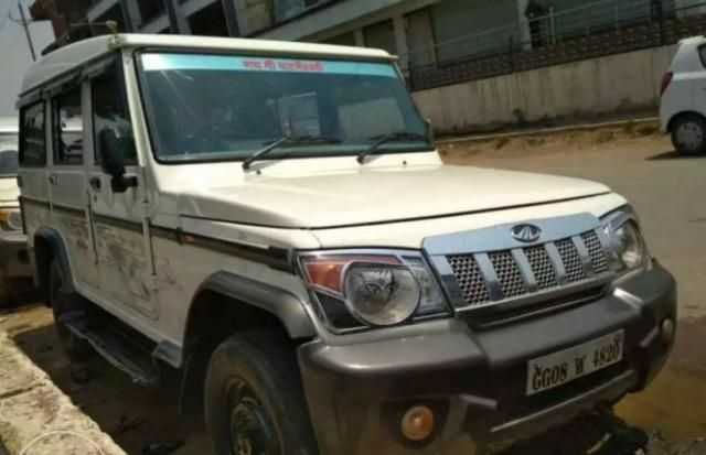 Mahindra Bolero PLUS AC PS 2015