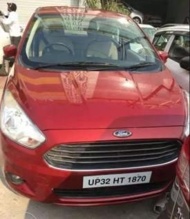 Ford Aspire Titanium Plus 1.5 TDCi 2017