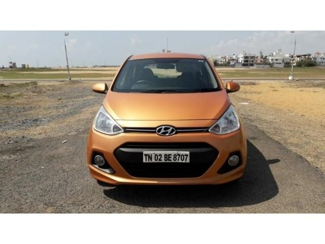 Hyundai Grand i10 Magna AT 1.2 Kappa VTVT 2016