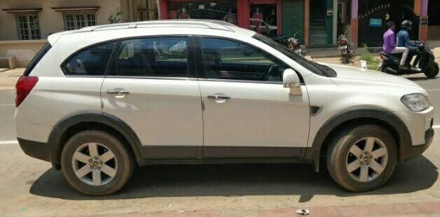 13 Used Chevrolet Captiva In Hyderabad Second Hand Captiva Cars For