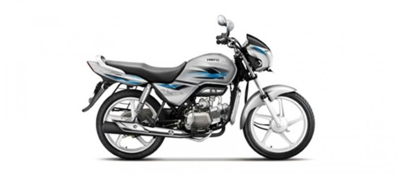 Hero Splendor Pro Self Alloy 100cc 2019