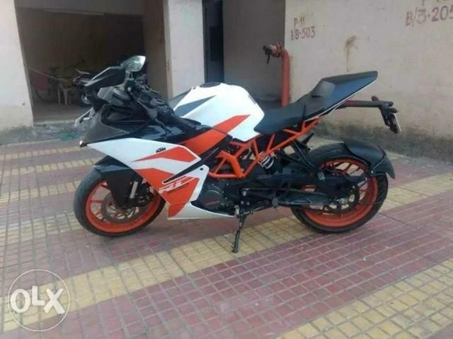 Used Ktm Rc Motorcycle/bikes, 501 Second Hand Rc Motorcycle