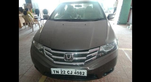 Honda City 1.5 V MT 2013