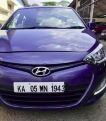 Hyundai i20 Sportz (AT) 1.4 2013