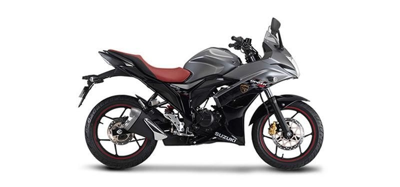 Suzuki Gixxer SF 150cc Rear Disc 2019