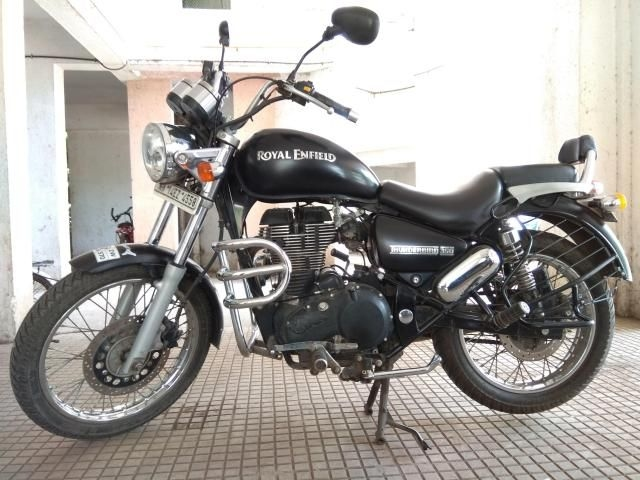 51 Used Royal Enfield Thunderbird Bikes In Pune Used