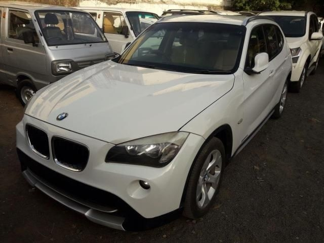 BMW X1 SDRIVE 20D H 2011