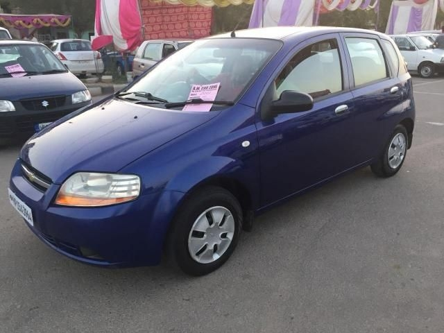 Chevrolet Aveo LS 1.4 Ltd 2009