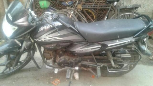 Hero Splendor NXG 100cc 2011