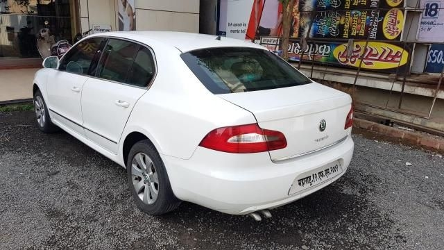 Skoda Superb ELEGANCE 2.0 TDI CR AT 2009