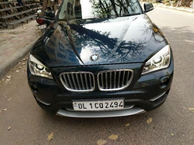 BMW X1 SDRIVE 20D H 2013