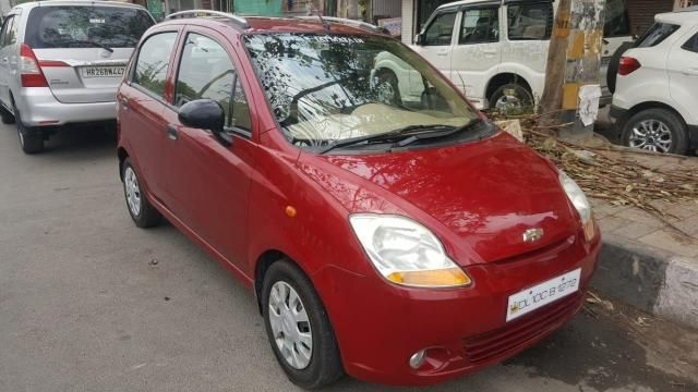 127 Used Red Color Chevrolet Spark Car For Sale Droom
