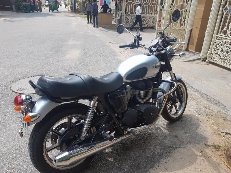 Triumph Bonneville T100 Super Bike For Sale In Bangalore Id