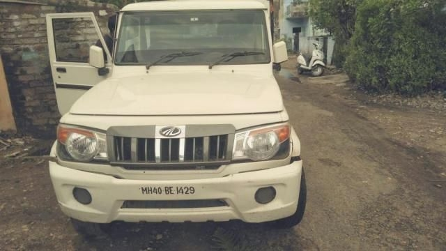 Mahindra Bolero Power Plus SLX 2017