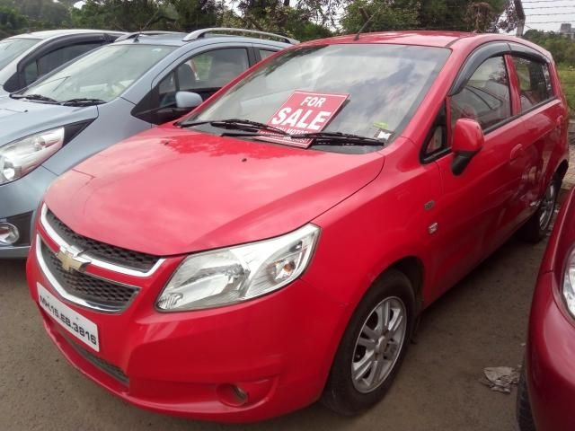 Chevrolet Sail Hatchback 1.3 TDCi LS ABS 2014