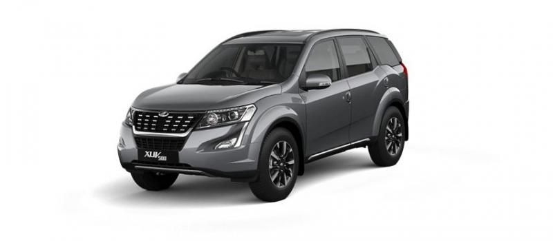Mahindra XUV500 W11 (O) AT 2019