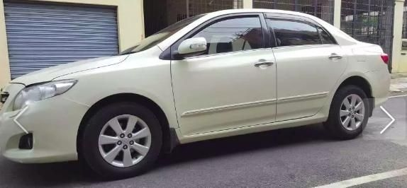 Toyota Corolla Altis 1.8 VL AT 2008