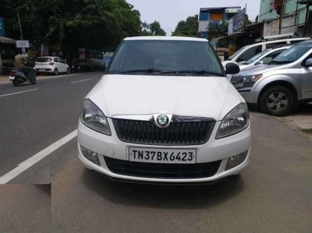 Skoda Fabia AMBITION PLUS 1.2 TDI 2012