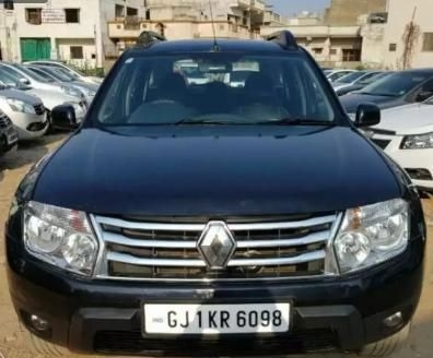Renault Duster 85 PS RXL 2012