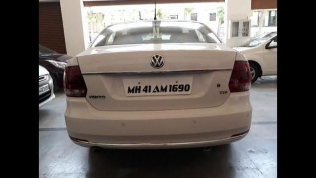 Volkswagen Vento 1.5 TDI Highline AT 2017