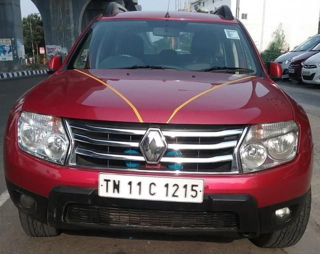 Renault Duster Adventure Edition 85 PS RXL Diesel 2013